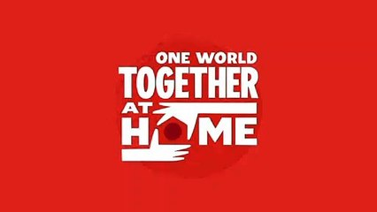 #TogetherAtHome — a live special event starting at 2pm EST, April 18th PROMO