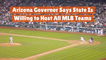 Arizona Pitches To The MLB
