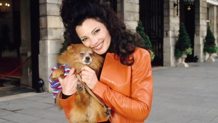 """Fran Drescher's """"Life in Looks"""" Includes The Nanny and Tons of Rare '90s Moschino"""