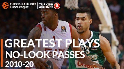 Greatest Plays 2010-20: No-Look Passes