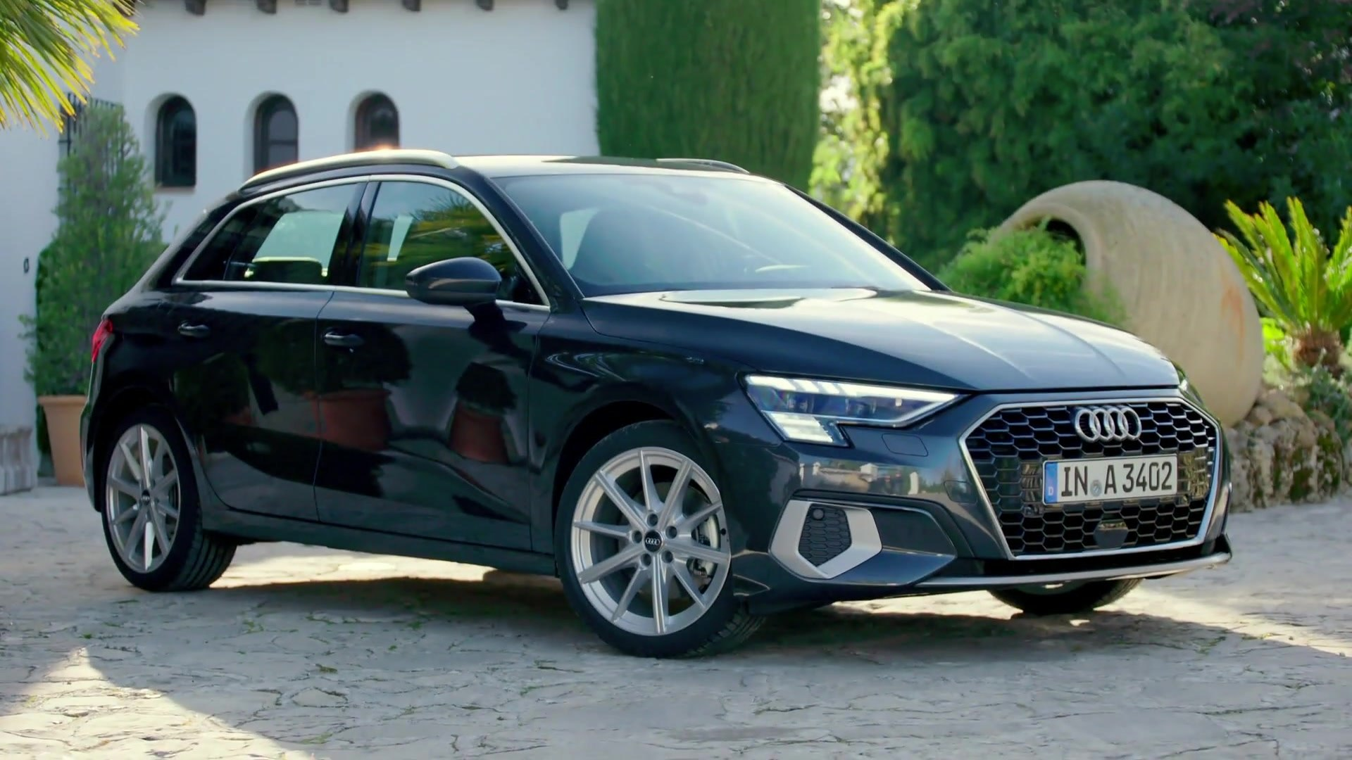 the new audi a3 sportback exterior design in manhattan grey video dailymotion the new audi a3 sportback exterior design in manhattan grey