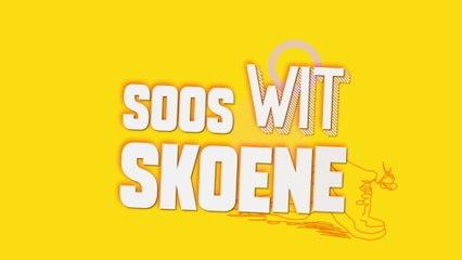 Loufi - Wit Skoene