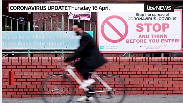 Apr 17, 2020  – Coronavirus update – Thursday, 16 April _ ITV News