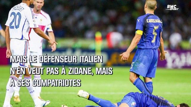 Materazzi en veut encore aux italiens, après le coup de boule de Zidane