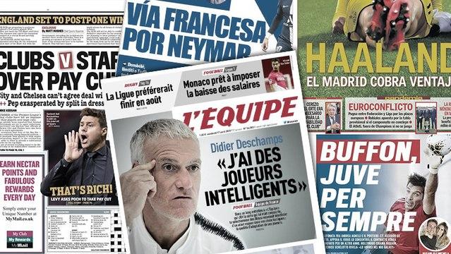 Comment le Real Madrid va boucler l'opération Haaland, l'affrontement fait rage en Premier League entre les joueurs et les clubs