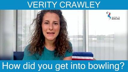 Verity Crawley Interview