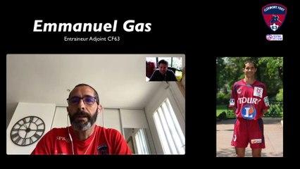 E. Gas : « Fidélité, confiance et transparence au service du coach »