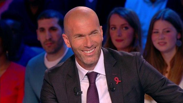 Zidane face aux abonnés CANAL+ (2015)