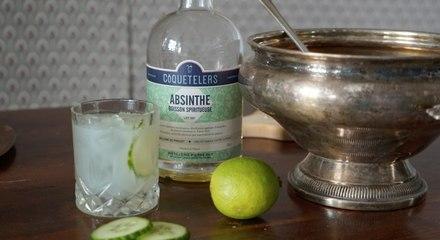 Réussir son cocktail  green beast, frais et facile pour l'été !
