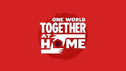 #TogetherAtHome — LIVE  à  2pm EST - 20 heures Samedi 18 April  PROMO FR