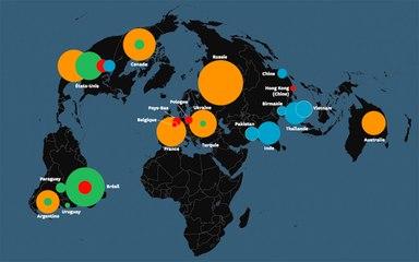 Cartes sur table | Faut-il craindre des pénuries alimentaires dans certaines régions du monde?