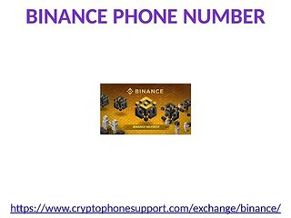 Issues related to Binance account hacking customer service number
