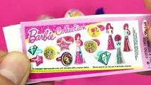 8 Super Surprise Eggs Tsum Tsum Monster University Barbie Kinder Joy The Secret