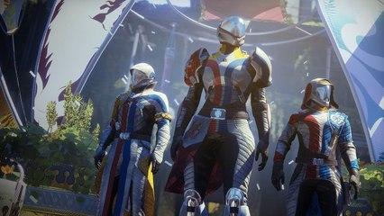 Destiny 2: Ombre dal Profondo - Giochi dei Guardiani - Trailer del gameplay