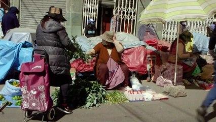 Bolivianos buscan atajar el coronavirus con plantas medicinales ancestrales