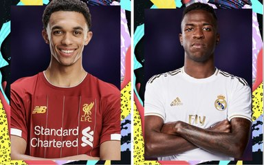 Stay and Play Cup - Vinicius Jr vs Trent Alexander-Arnold