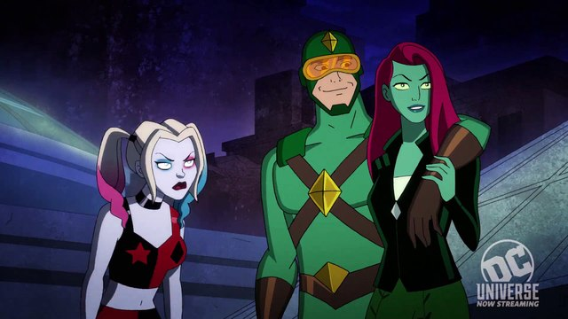 Harley Quinn Season 2 Trailer - Catwoman