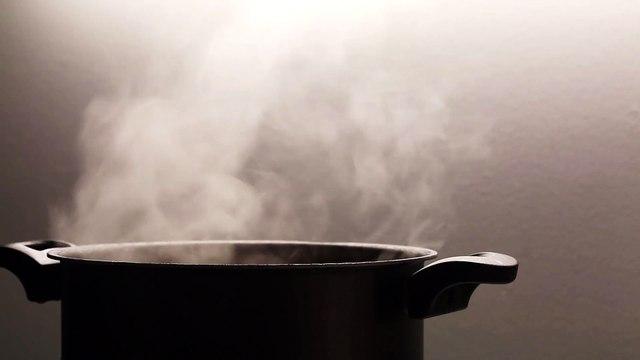 Pot - pot cooking steam steaming hot