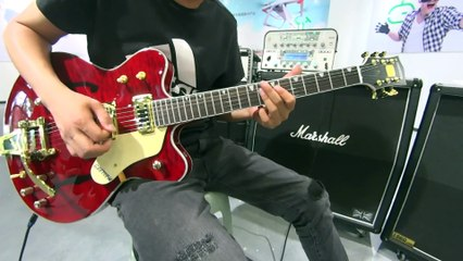 Video Test  B85963  The Top Guitars Review