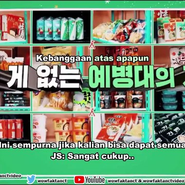 [INDO SUB] Idol Troops Camp Episode 1 - NCT Dream