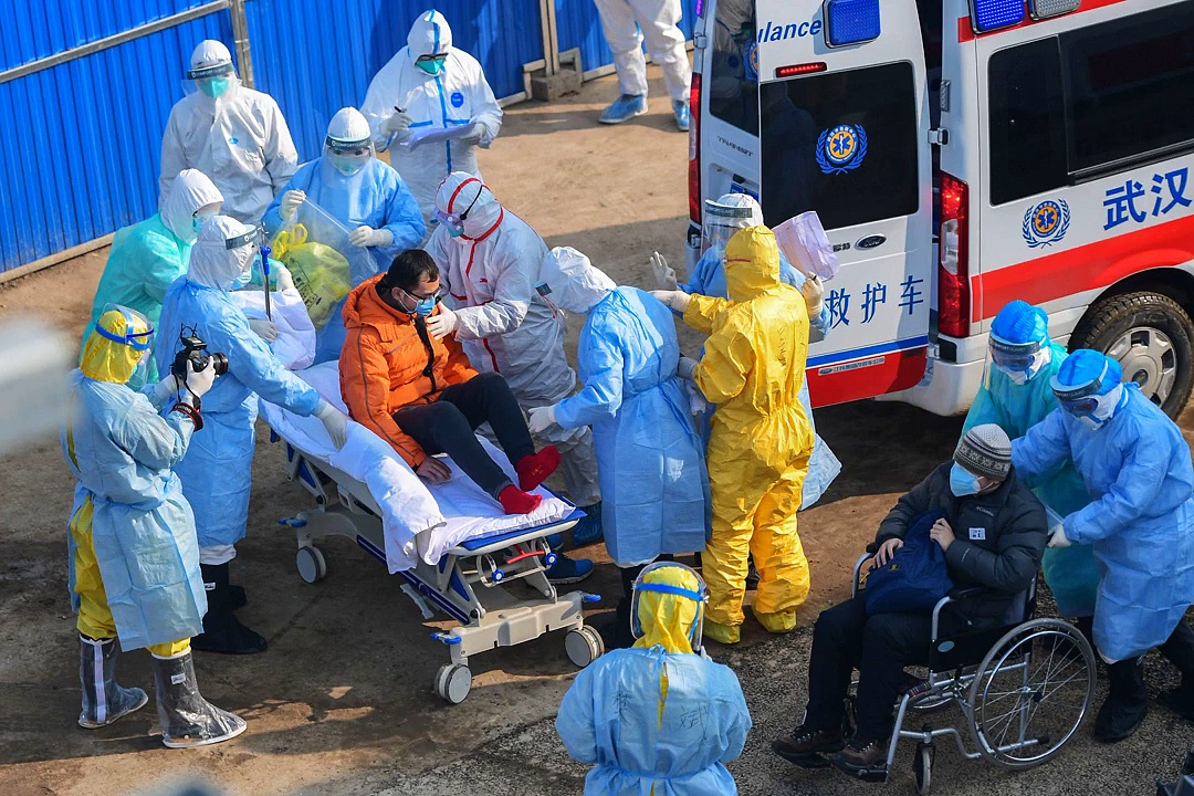 Trump's plan to open America, China's new Wuhan death toll_ Friday's coronavirus news