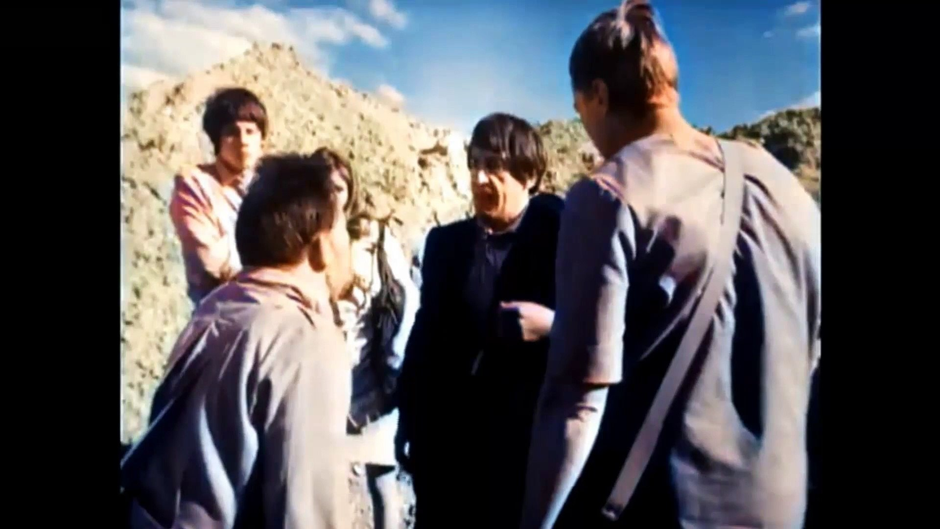 Doctor Who The Tomb Of The Cybermen Episode 1 In Color Reversed Imaging Video Dailymotion