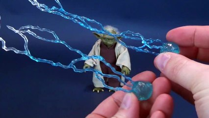 Hot Toys Star Wars Attack of the Clones Yoda Sixth Scale Figure Review