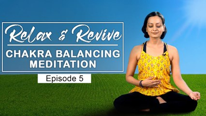 How to Meditate at Home   Chakra Healing Meditation   S01E05   Meditation for Positive Energy