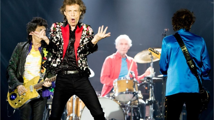 The Rolling Stones Join Star- Studded Line Up For Saturday's Global Coronavirus Concert