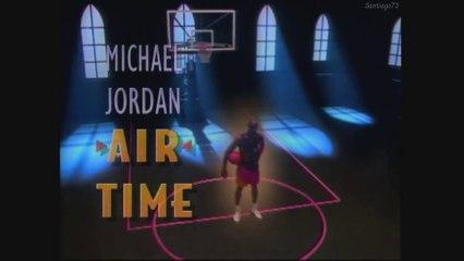 Michael Jordan documentary - Air Time (1993)