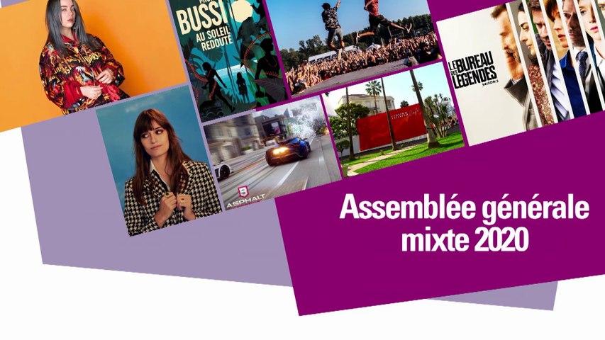 Assemblée générale mixte de Vivendi 2020 (version intégrale)