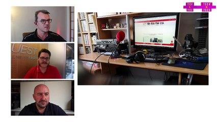 Tech'N Prod #9 - Confinement à Tendance Ouest et Virtual radio avec On-Hertz