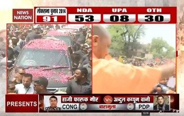 Nominations of Irani, Sonia Gandhi soar political temperature in UP