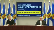 Coronavirus outbreak- N.S. records 5 new COVID-19-related deaths in care home - Coronavirus Update -COVID-19