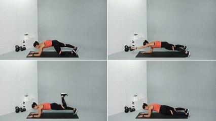 8 Plank Variations to Shake Up Your Core Workouts