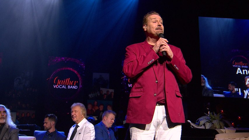Gaither Vocal Band - I Bowed On My Knees