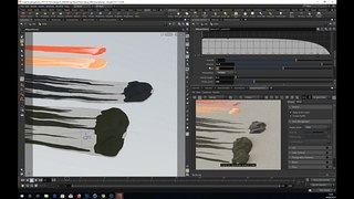 Create Realistic 3D Oil Painting Effect in Houdini with Stroke-it v1.5 Tool by Will MacNeil