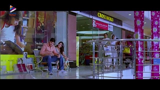 Mahesh Babu FUNNY PUNCHES on Samantha | SVSC Telugu Movie | Venkatesh | Telugu FilmNagar