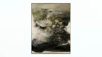 """CONTEMPLER : Méditation guidée à partir de l'œuvre """"Six janvier 1968"""" (1968) de Zao Wou-Ki"""