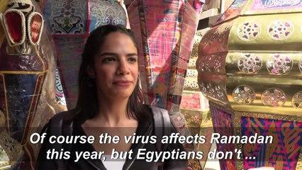 A sad Ramadan for Egyptians amid virus lockdown