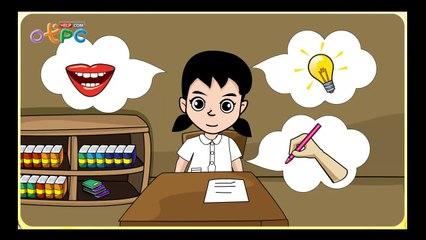 สื่อการเรียนการสอน โอวาท 3 (สติ สัมปชัญญะ) ป.3 สังคมศึกษา
