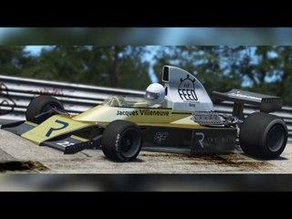 Une McLaren M23 pour Jacques Villeneuve en Sim Racing