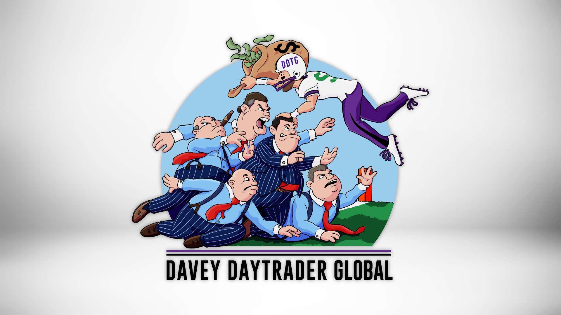 Davey Day Trader – April 21, 2020