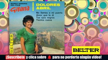 Dolores Abril - Sonora del Film Gitana (EP)