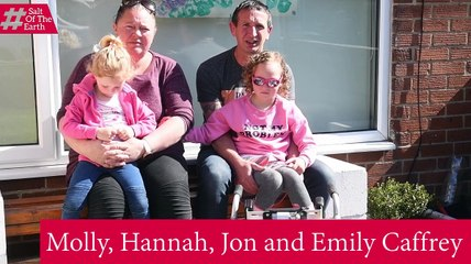 Meet the extraordinary Emily Caffrey