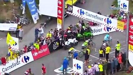 Les souvenirs du Tour de France 2016 de Romain Bardet et Mikaël Cherel