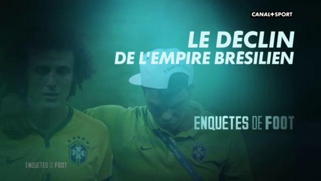 Enquêtes de foot : le déclin de l'empire Brésilien