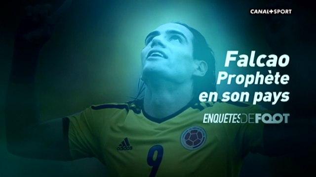 Enquêtes de foot : Falcao, prophète en son pays