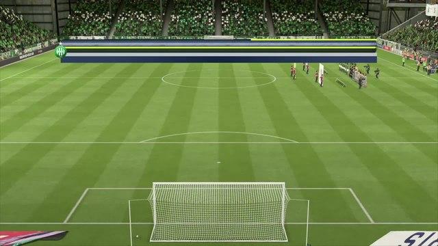 ASSE - Angers SCO : notre simulation FIFA 20 (L1 - 34e journée)
