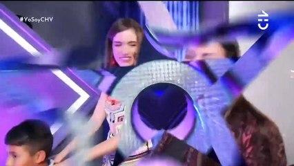 La emocionante imitación de Yasna en Yo Soy  -  Chilevisión: #YoSoyCHV